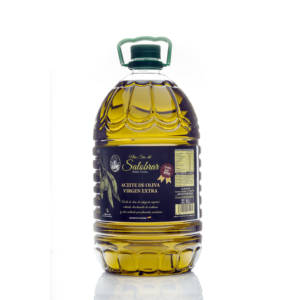 Aceite Oliva Virgen Extra garrafa 5 litros