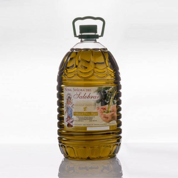 Aceite Oliva Virgen garrafa 5 litros