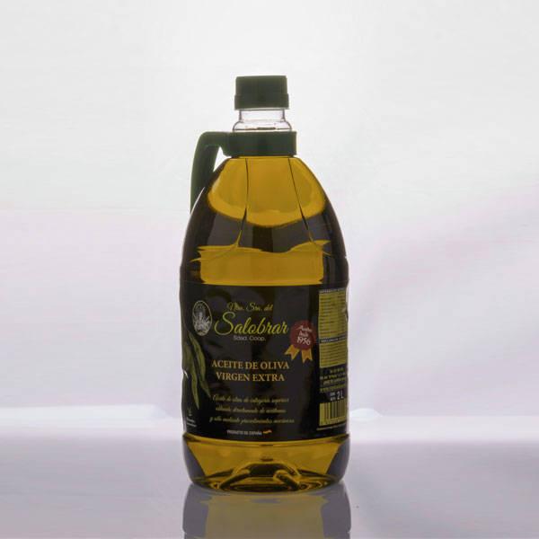 Aceite Oliva Virgen Extra botella 2 litros