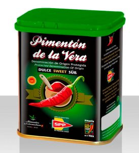 Pimentón de La Vera Dulce